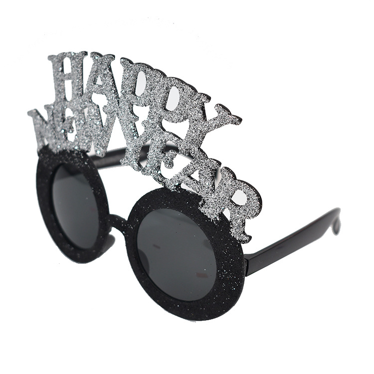 2020 Eyeglass New Year/'s Eve Party Glasses Eyewear Photo Prop Decor Party Supply