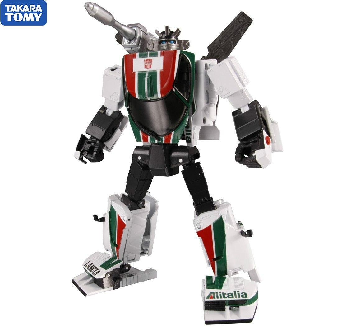 TAKARA TOMY Transformation Master Piece MP20 CAR Metal Part 18CM Autobots Action Figure Toys Deformation Robot Children Gift
