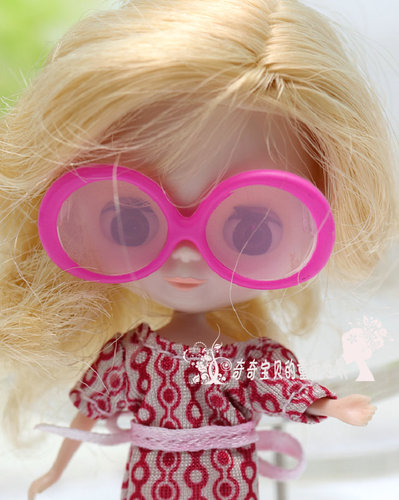 For blyth doll glasses sunglasses fashion girl boy 1/6 toy gifts 18