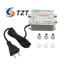 TZT Seebest SB 8620D2 wzmacniacz sygnału telewizji kablowej wzmacniacz sygnału wzmacniacz CATV 2 wyjście 20DB