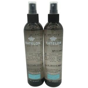 Image 3 - 1 bottiglia di 9 Once 267ml di Rimozione per la cheratina dei capelli extesnion di rimozione per il doppio nastro laterale