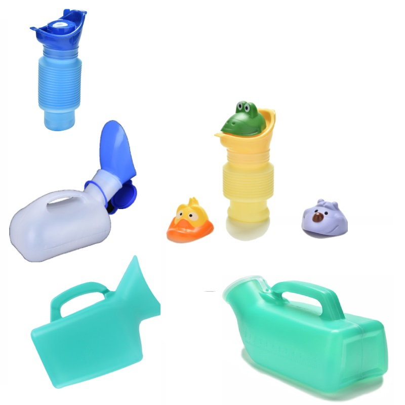 Female Male Portable Women Camping Urine Device Funnel Urinal Travel Toilet kids Girl Boy Car Toilet Traveling urination