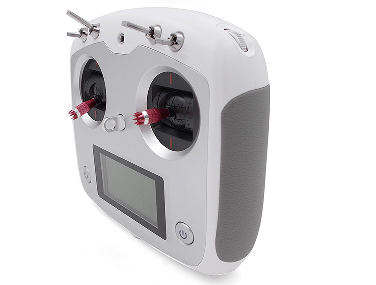 Aircraft Model Remote Control 2.4G Four-axis Fixed Multi-Rotor Fuss Fsi6's Touch Screen 10 Channel Arrival