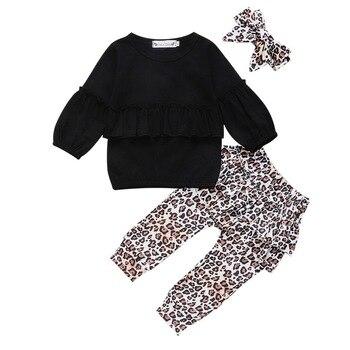 Valentine's Day Baby Girl Clothes 3Pcs Set For Newborns Bodysuit+Skirt+Knee Pads 2020 Summer Autumn Kids Clothing For Girls D25 1