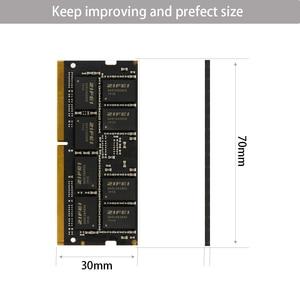 Image 5 - ZiFei Ram DDR4 32GB 16GB 8GB 4GB 2133MHz 2400MHz 2666MHz 260Pin SO DIMM Mô Đun máy Tính Xách Tay Bộ Nhớ Cho Laptop