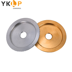 Wood Shaping Disc Grinding Wheel Rotary Disc Sanding Polish Wood Carving Disc Tools for Angle Grinder