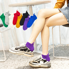 10Pair Teenagers Student Socks Sport Cartoon Boat Socks Girl Boys Sock Socks Middle School Short Cartoon Girls School Socks 10pair girl cartoon middle school short socks cartoon girls school student socks socks teenagers sock boys sport boat socks
