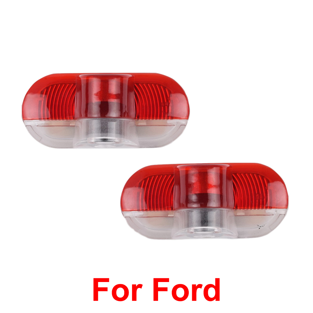 2Pcs For Ford Mondeo 4 MK4 2007 - 2013 S-MAX Max 2007 - 2008 LED Car Logo Welcome Door Light Projector Laser Ghost Shadow Lamp