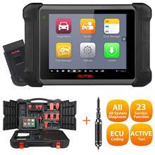 Outil de Diagnostic de voiture Autel OBD2 Maxisys MS906BT sans fil Bluetooth Scanner clé codage immobilisateur multitâche conçu