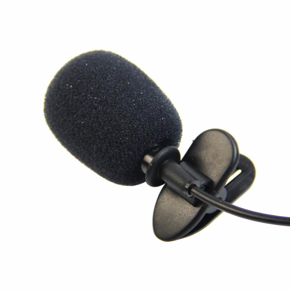 Universele draagbare 3,5 mm mini microfoon handsfree clip-on - Draagbare audio en video - Foto 5