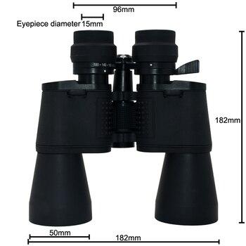 10-180x100 HD High Magnification Long Range Zoom Binoculars Camping Hunting Wide Angle Binoculars Outdoor Tourism Telescope 4