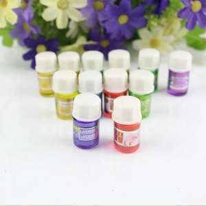 12 bottles of 3ml plant water-soluble colored aromatherapy oil Aromatherapy lamp humidifier plus essential oil 2019 NewArrival