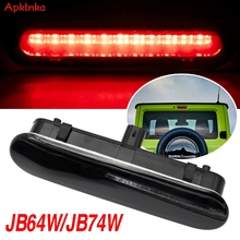 Apktnka Xe Ô Tô Đèn LED Chiếu Sáng Phần Dành Cho Xe Suzuki Jimny JB64 JB74W Đuôi Đèn Trung Tâm Cao Gắn Phanh Đèn 3rd Thứ Ba Phanh ánh Sáng