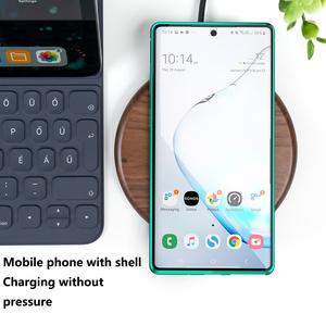 Image 5 - 2019 étui pour samsung en verre dadsorption magnétique en métal Galaxy Note 8 9 10 Plus S10 S9 S8 Plus Coque de protection décran anti espion