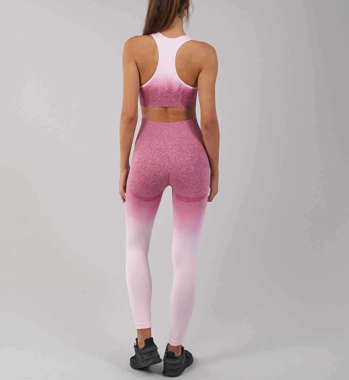 Frauen Fitness Nahtlose Leggings Hohe Taille Workout Leggings Sporting Active Legging Bauch-steuer Jegging Frauen Kleidung