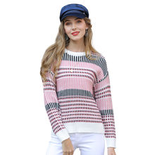 Женские теплые свитера на осень и зиму роскошная модная богемная