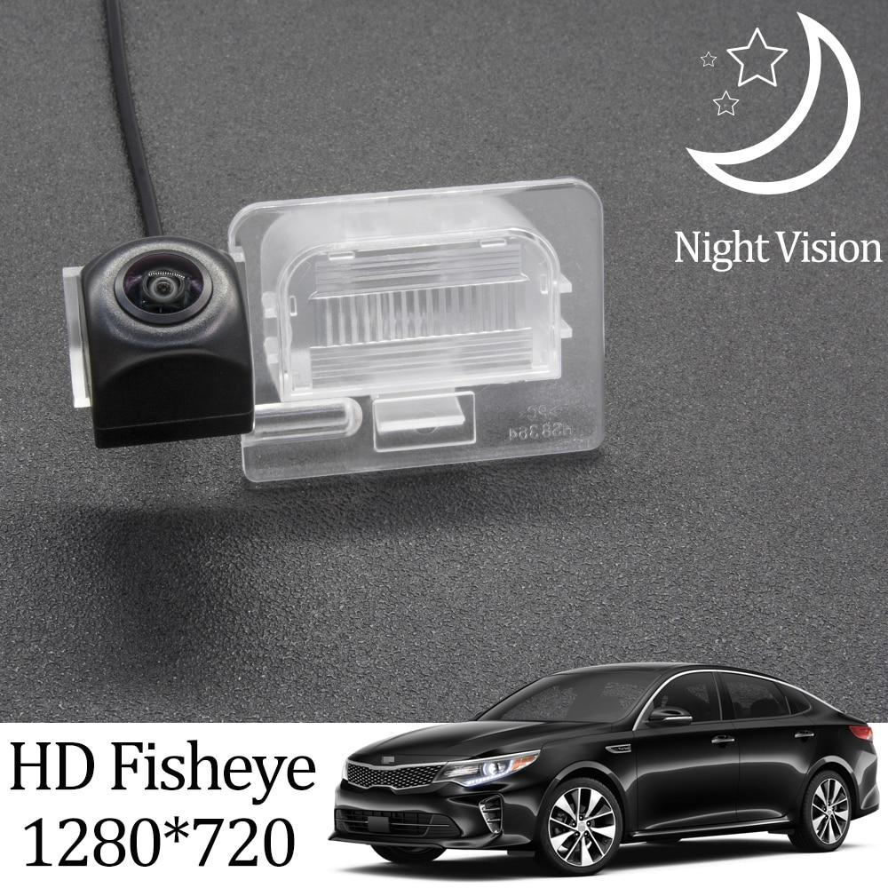 Камера заднего вида «рыбий глаз» Owtosin HD 1280*720 для Kia Optima/K5 (JF) 2016 2017 2018 2019, автомобильные парковочные аксессуары