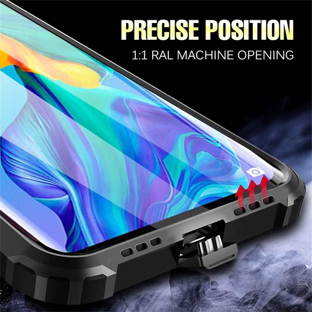 モト G7 G6 プラス電源 E5 再生 P30 P50 P40 1 ビジョンアクションズーム電話ケース Oneplus 7T 7 プロ 6 6T 5 5T Capa