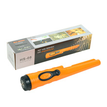 New Style Professional Handheld Metal Detector Pinpointing Gold Detector waterproof pinpointer for coin gold