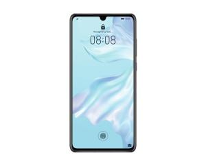 Huawei P30 15,5 см (6,1 дюйма) 6 жестких ГБ 128 Гб жесткий Гб черный 3650 мАч