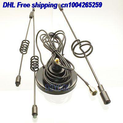 DHL 10pcs Antenna GSM CDMA 9dBi FME Male Magnetic Base For 3G Broadband USB Modems Antenna 22-a