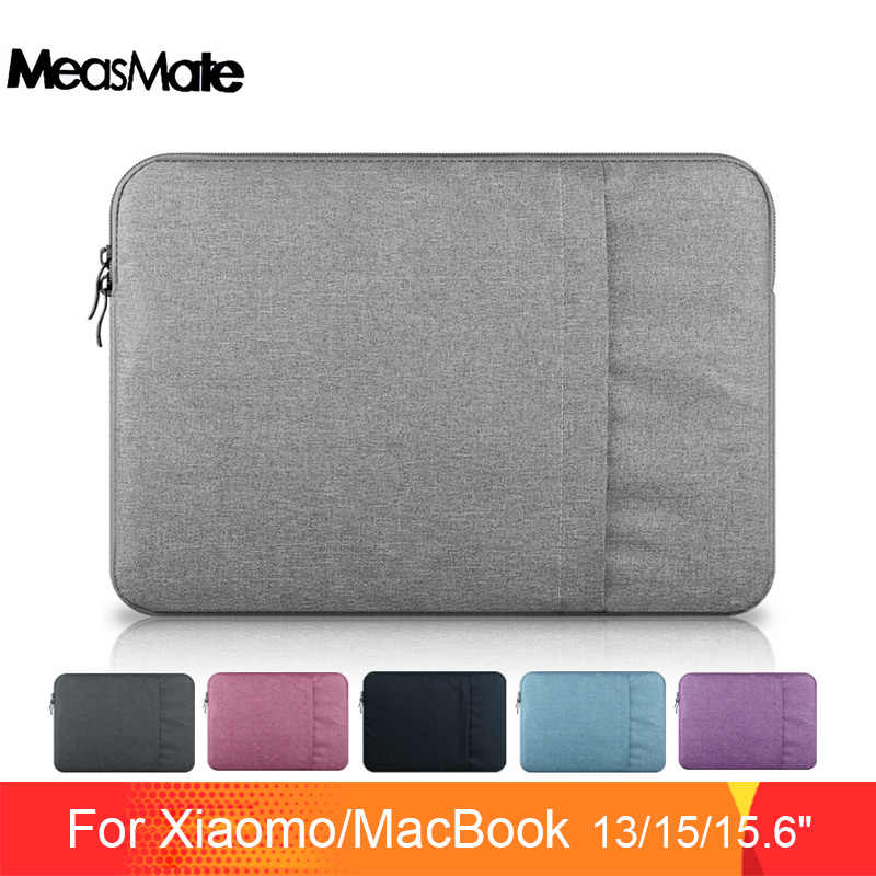 "Housse de pochette d'ordinateur pour MacBook Air Pro 13 A1706, pochette pour ordinateur portable 13 11 15 ""sacoche pour tablette pour MacBook Pro Xiaomi Air portable"