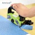 ПВХ Пластиковые напольные строительные инструменты для лоскутного шва Потрошителя шва  BateRpak виниловый пол бесшовный нож