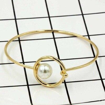 AOMU Trendy Imitation Pearl...