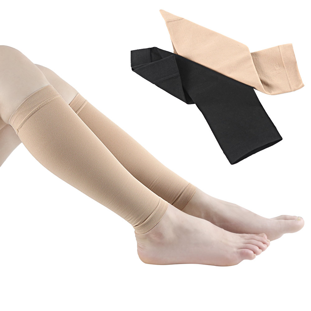 Cross Border New Products Men And Women Sports Casual Anti-slip Tube Level Two Pressure Leg Varicose Elasticity Relaxation Leg-s