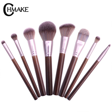 CHMAKE Makeup Brushes Set Blusher Foundation Eyeshadow Make Up Kit Professional pincel maquiagem Travel Tool