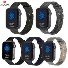 Нейлоновые холщовые ремешки для часов для Xiaomi Mi, для мужчин, для женщин, для замены, для мужчин, Т-образный ремешок, камуфляжный браслет, аксессуары для умных часов