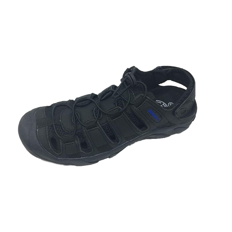 Sandalia Deportiva/Hombre/Nicoboco/Téxtil Zapatos KATELVADI, sandalias de gladiador negras para mujer, sandalias de verano para mujer, Sandalias de tacón alto de 8CM con correa en el tobillo, sandalias para mujer, K-317