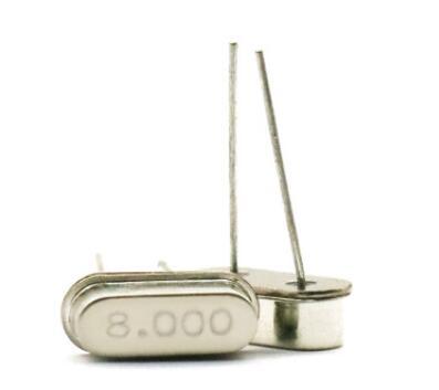 100 шт./лот 8 m 8 MHz HC-49 s 49 s 8,000 MHz 8 MHz
