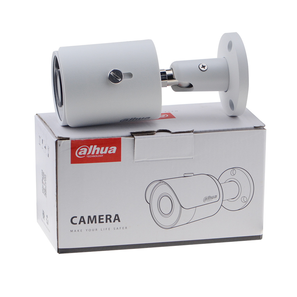 Image 5 - Original Dahua IPC HFW1230S 2MP Bullet IP Camera POE H.265 IR 30m IP67 Outdoor Network Camera HFW1230S For Home Security-in Surveillance Cameras from Security & Protection