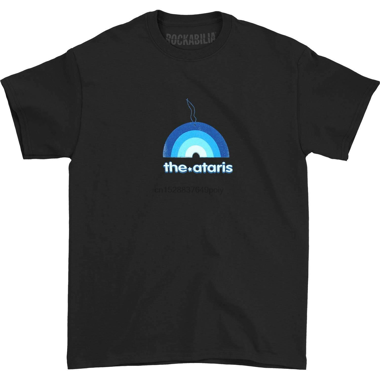 Уличная одежда в стиле Харадзюку, Мужская футболка для мальчиков, Молодежная черная футболка средней длины
