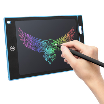 New LCD Writing Tablet, Electronic Digital Writing Doodle Board,12-Inch Handwriting Paper Drawing Tablet Gift for Kids and Adult