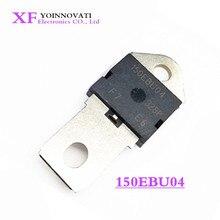 5 יח\חבילה 150EBU04 דיודה GEN 400V 150A POWIRTAB הטוב ביותר באיכות