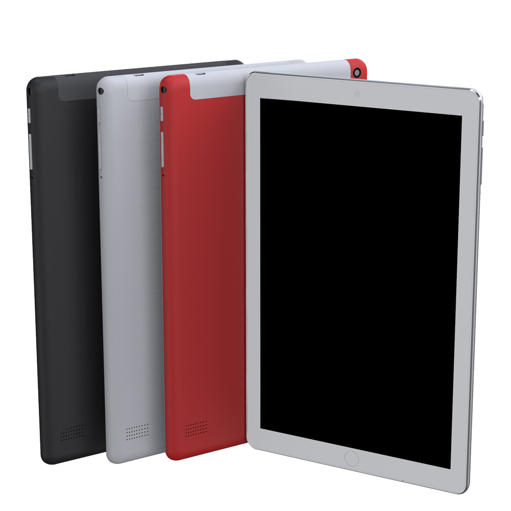 10 Inch Tablet Android 7.0 Tablet Pc 4GB/64GB Bluetooth WiFi Quad Core Tablet 1280*800 IPS 4G Phone Tablet Android 10.1 Tab