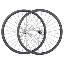 1280g 29er MTB XC 34mm hookless 30mm width straight pull light carbon wheelset D411SB D412SB 6 bolt center lock 24H disc wheels