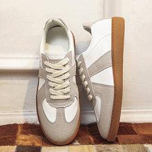 Женские кроссовки Женская Вулканизированная обувь модная с круглым