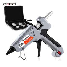 DTBD Melt Glue 200W 100-240(V) Professional High Temperature Hot Melt Glue Gun Repair Tools Hot Glue Gun With 11MM Stick Hot cheap CN(Origin) Home DIY 100-240V Copper 100V-240V