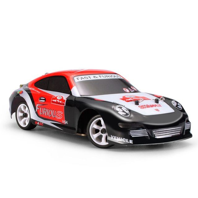 Wltoys K969 1:28 RC Car 2.4G 4WD Brushed Motor Voiture Telecommande 30KM/H High Speed RTR RC Drift Car Alloy Remote Control Car 3
