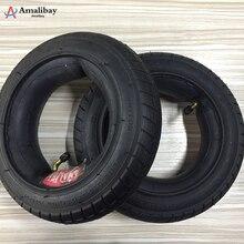 10 zoll Aktualisiert Reifen für Xiaomi M365 Roller Neue Version Reifen Inflation Rad Rohre Äußere Reifen für Xiaomi Pro Elektrische roller