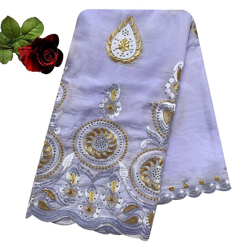 100% Cotton Scarf African Women Special Muslim Women Embroidery Hijab Scarf Big Circle Design Headscarf EC122