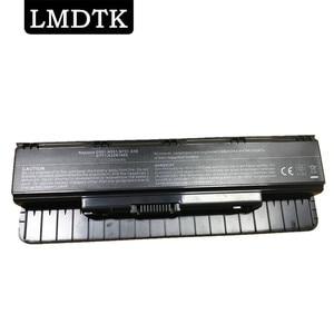 Image 3 - LMDTK New Laptop battery For ASUS A32N1405 A32NI405 G551 G58JK G771 G771JK G551JK G551JM Series 6 cells