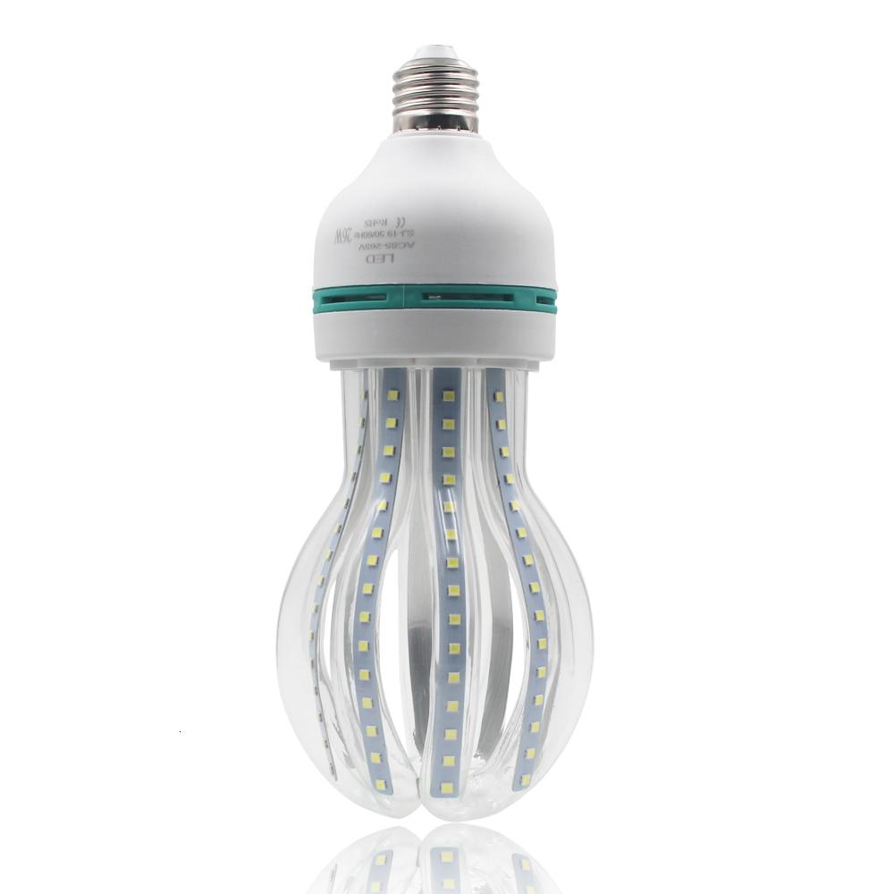 2835 SMD LED Lamp Energy Saving Lamp E27 LED Bulb 85-265V  LED 26W 32W 40W 50W 70W Wearhous Bedroom Livingroom Light