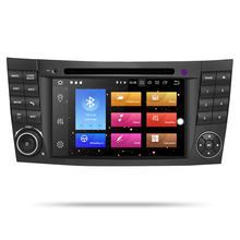 Octa Core Car DVD Touch Screen Radio Two Din Bluetooth Multimedia Player Stereo For Mercedes Benz W219 E-Klasse W211 CLS