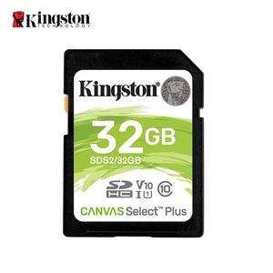 Image 5 - Kingston SD Card 128GB 64GB 32GB 16GB memory card Class10 cartao de memoria SDHC SDXC uhs i HD video carte sd For Camera