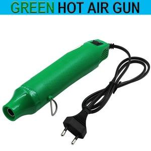 Image 5 - XINGWEIANG 1pc 220V EU plug electric Hot Air Gun/Heat Gun with supporting seat DIY tool heat gun