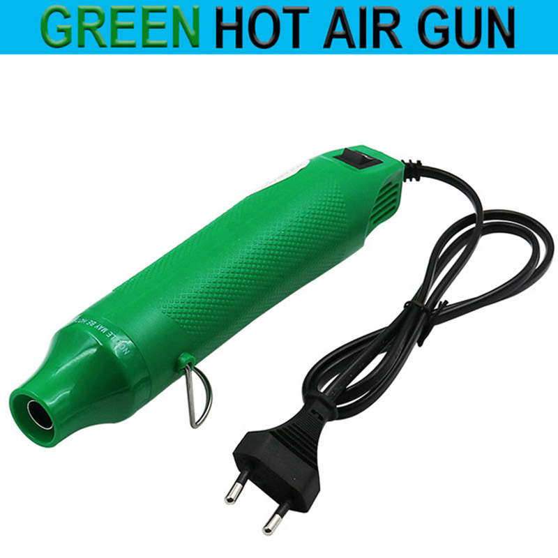 Image 5 - XINGWEIANG 1pc 220V  electric Hot Air Gun/Heat Gun with supporting seat DIY tool heat gun-in Heat Guns from Tools on